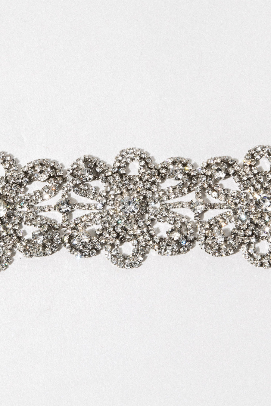 CW collection sale Silver / FINAL SALE The Elizabethan Choker