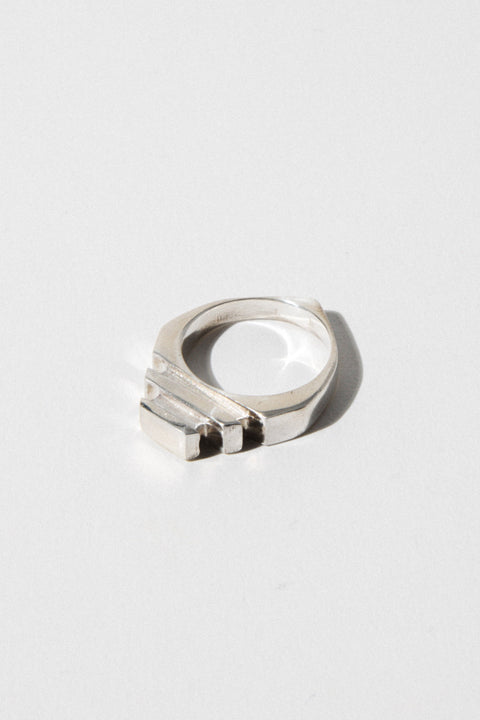 NUN NYC Jewelry Silver Dawn Ring