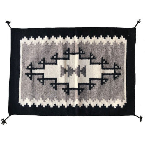 Grey Wolf Zapotec Weaving