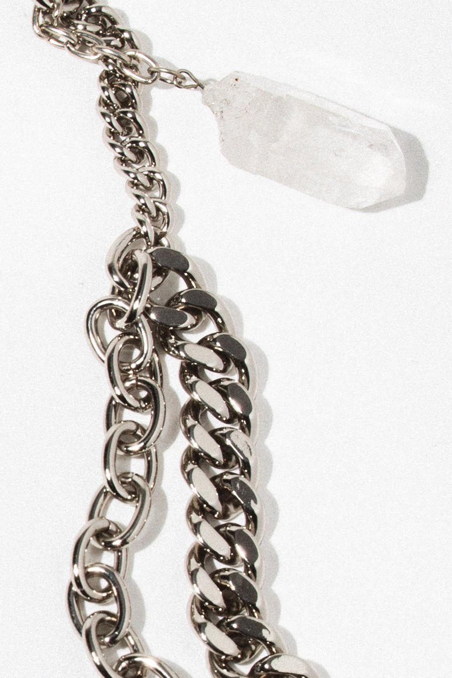The Buckle Guy Jewelry Silver / One Size Gwen Chain Belt