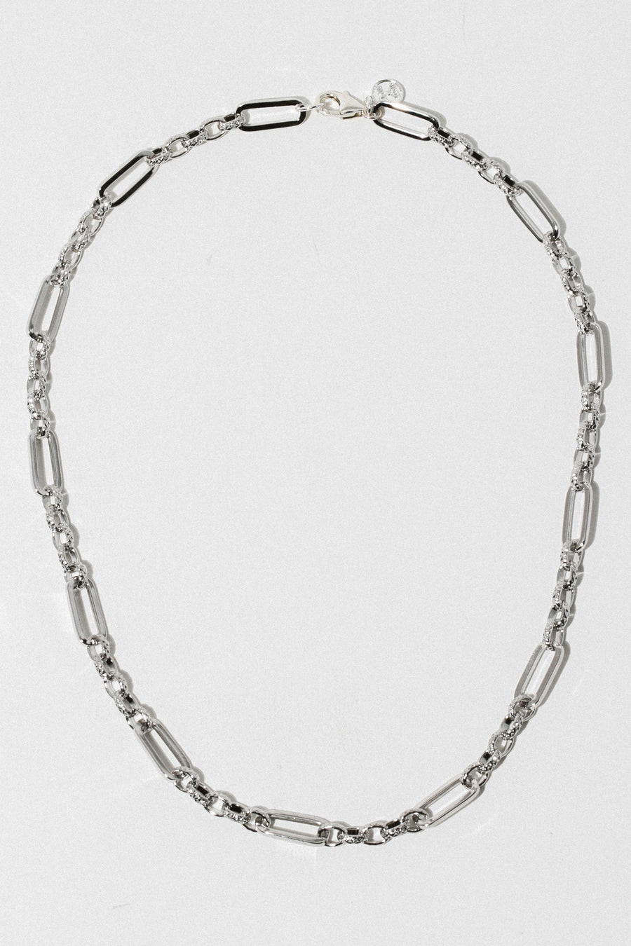 Goddess Jewelry 18 Inches / Silver Sandro Necklace