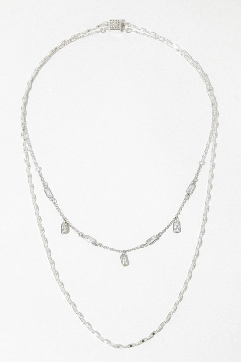 Tresor Jewelry Lovestruck Layered Necklace