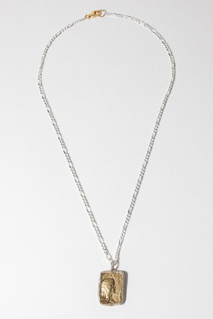 Goddess Jewelry Silver / 22 Inches Goddess Necklace