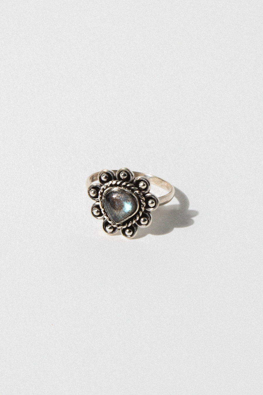 Child of Wild Jewelry Cosmos Lover Labradorite Ring