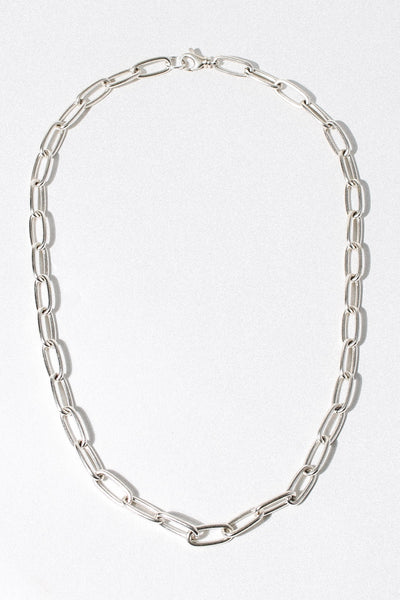 Goddess Jewelry Silver / 20 Inches Vice Necklace