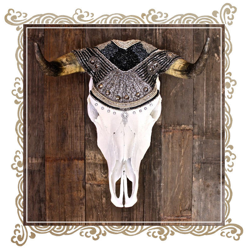 Daisy Buchanan Cow Skull - Child of Wild  - 3