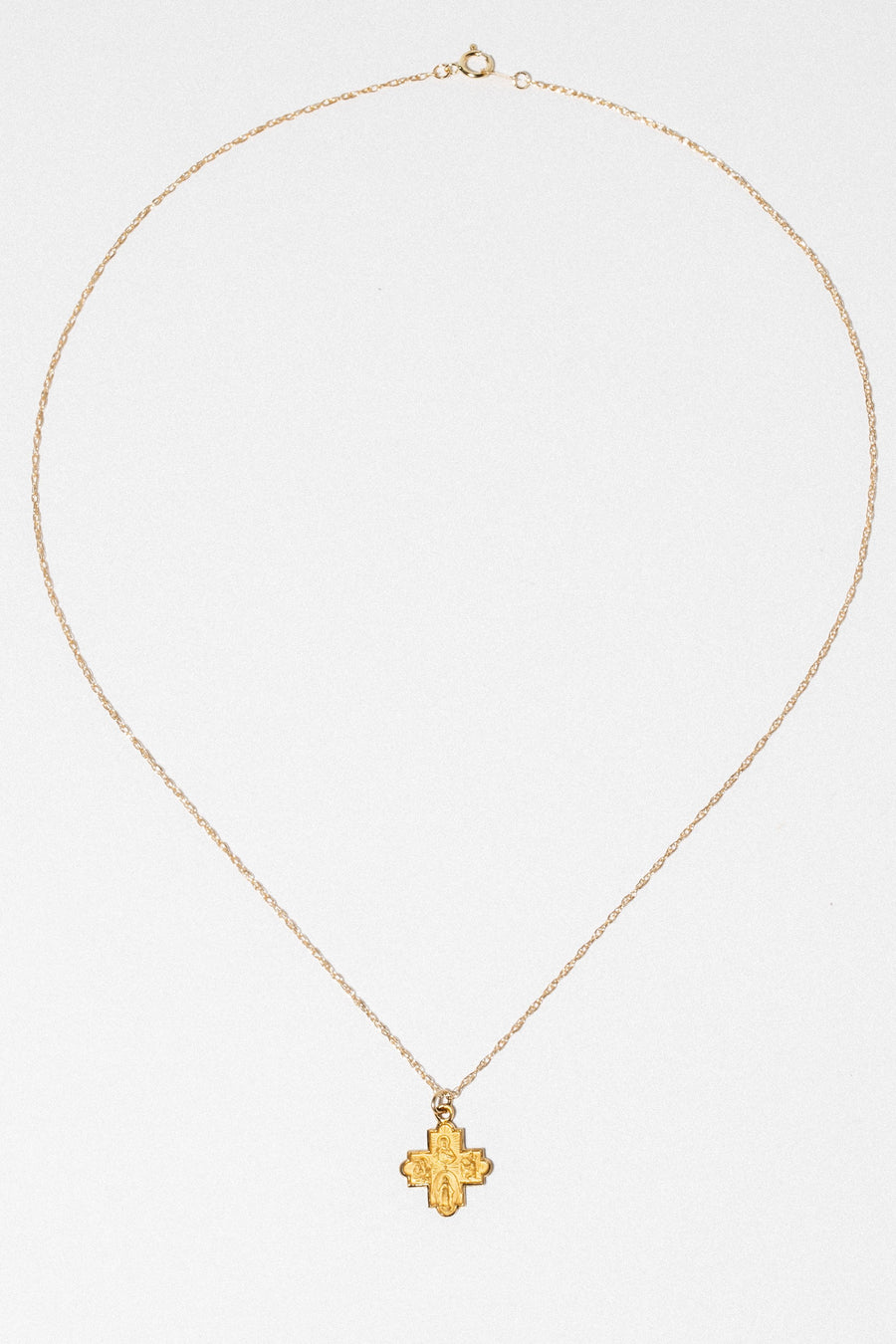 Stuller Jewelry Gold / 16 Inches Raphael Necklace