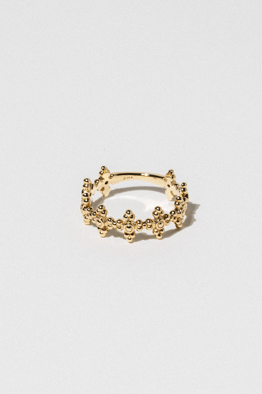 Stuller Jewelry Gold / US 7 Angelico Ring