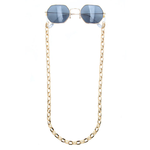 Golden Sunset Sunglass Chain