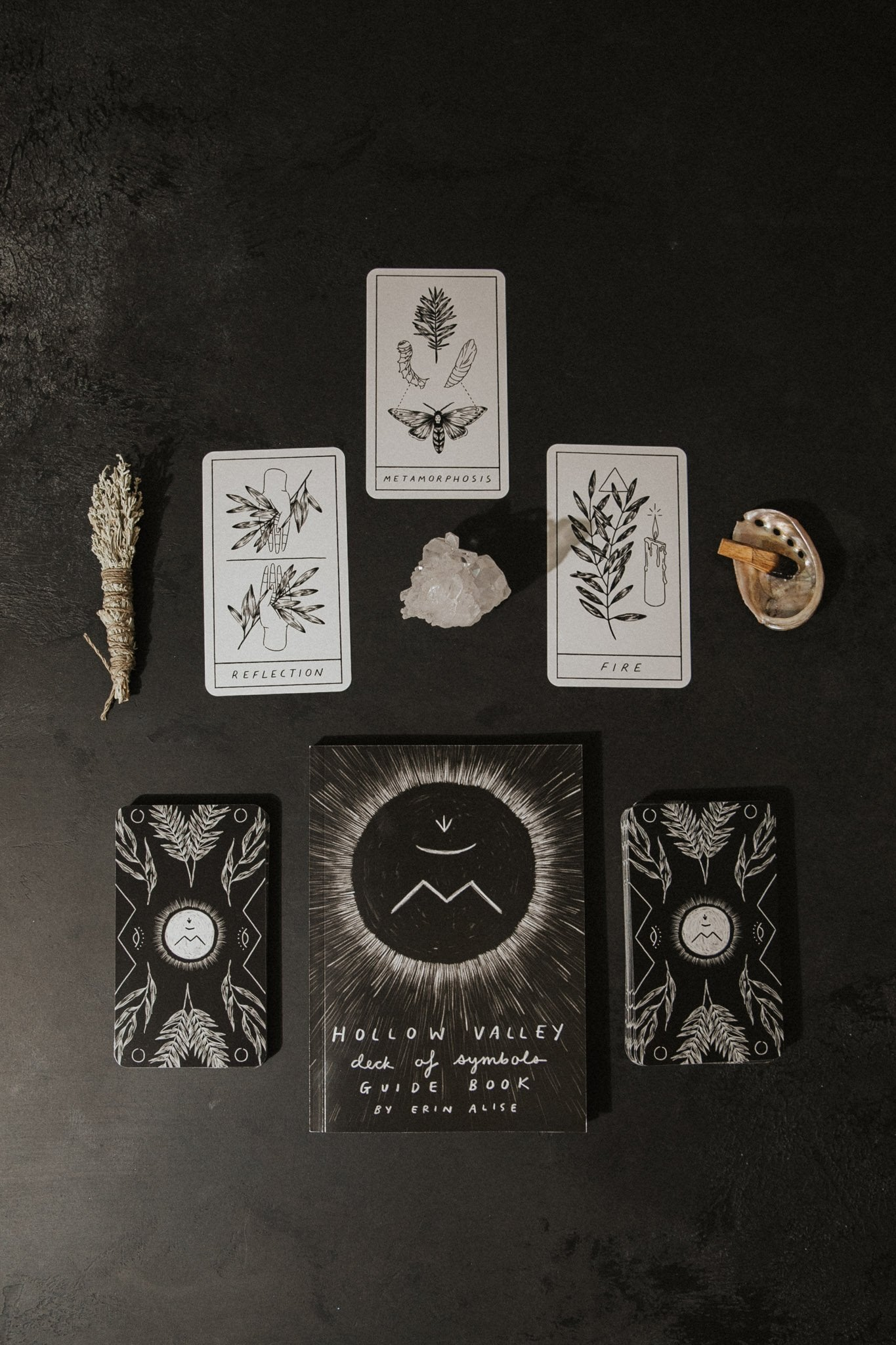 Hollow Valley Deck of Symbols + Guidebook – Child of Wild
