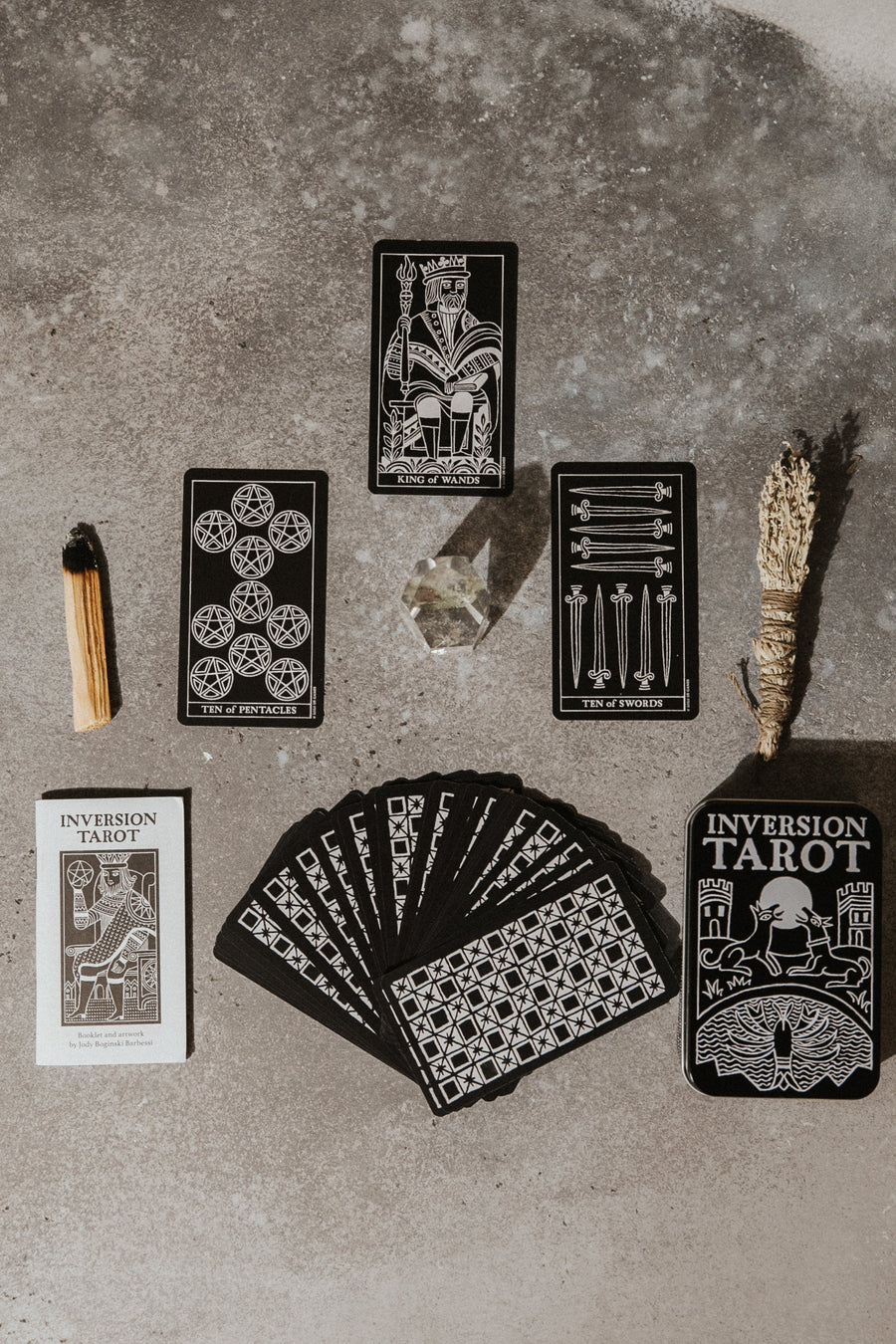 US Games System Objects Tarot Deck / FINAL SALE Inversion Tarot Deck