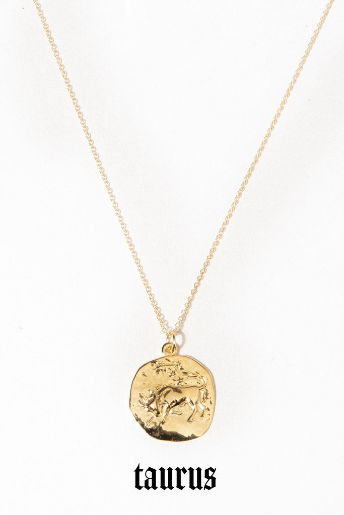 Studio Grun Jewelry Zodiac Necklace