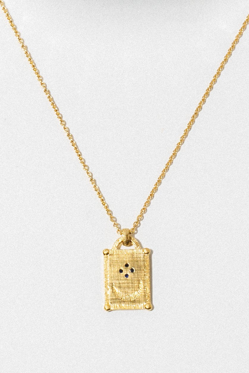 Temple of the Sun Jewelry Gold nNC226