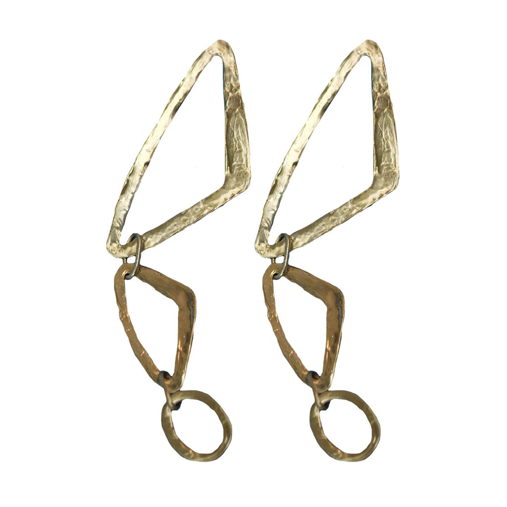 Luiny Jewelry Trazo Earrings