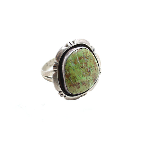 Wild Horses Vintage Ring