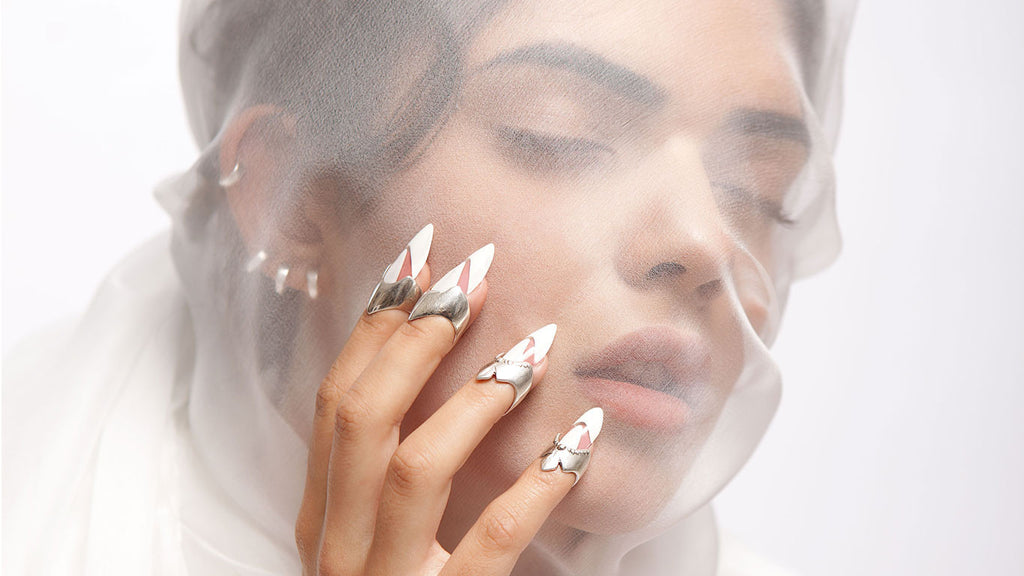 NUN NYC Jewelry Aurora Finger Shield