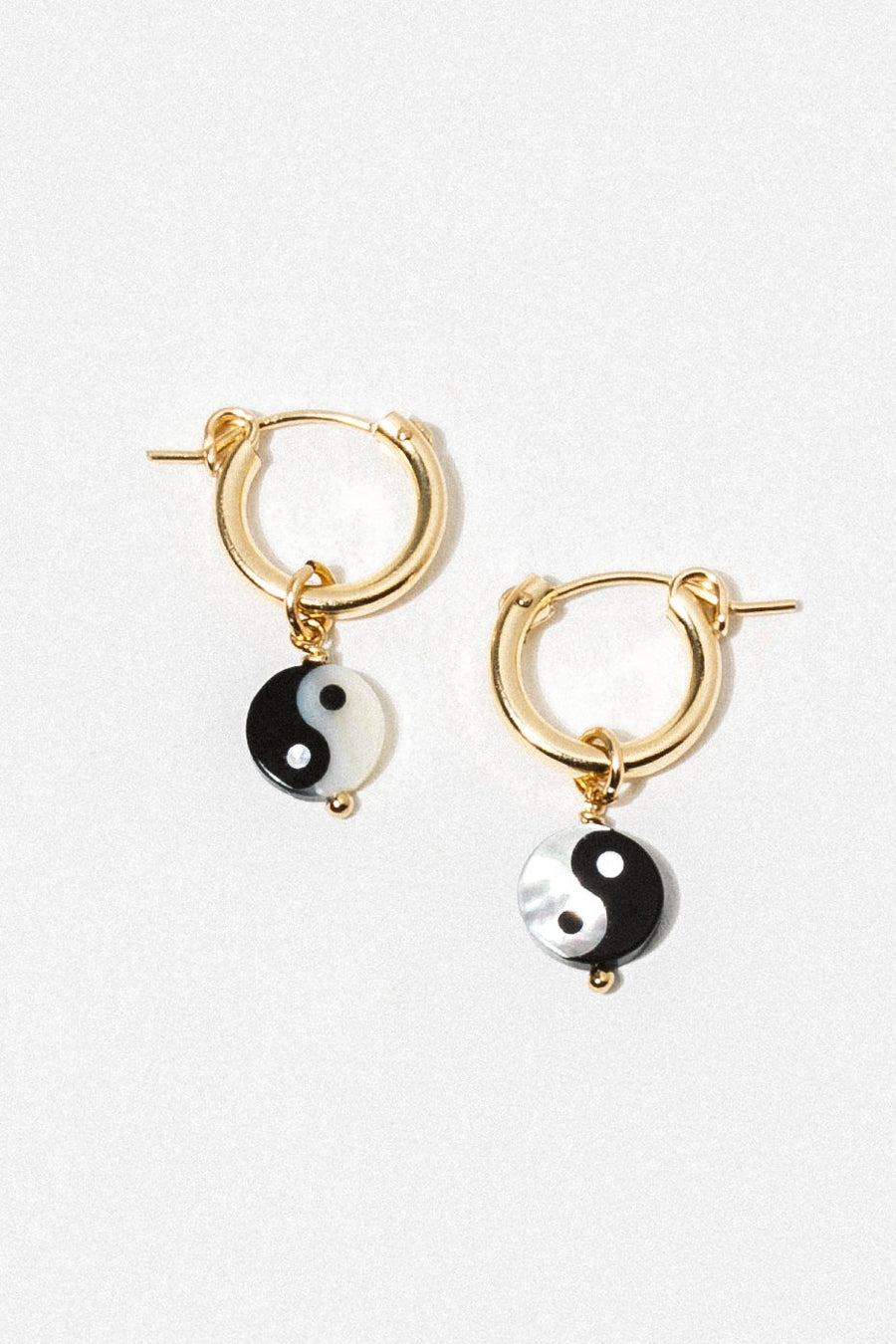 CGM Jewelry Gold Duality Earrings
