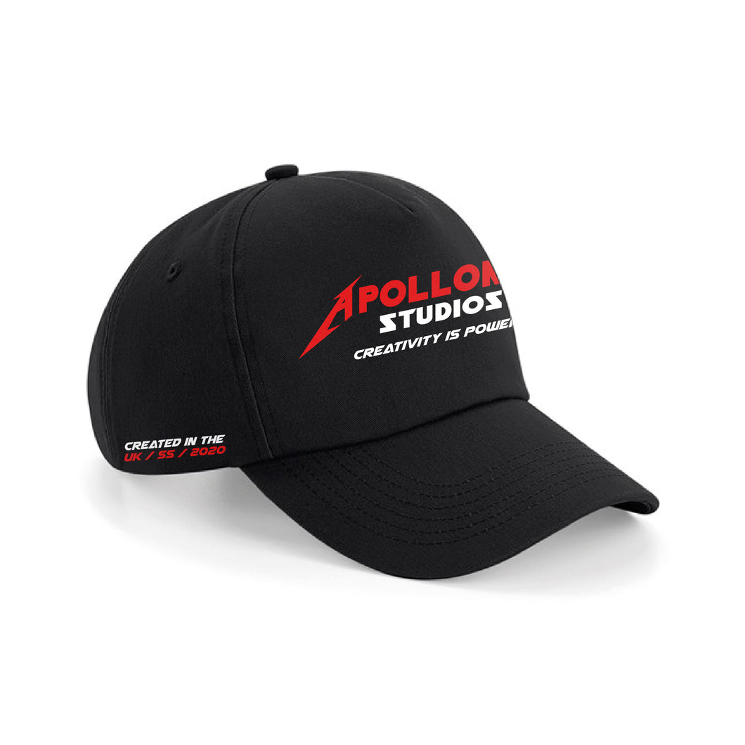 Apollonia Studios - Creativity is Power Cap