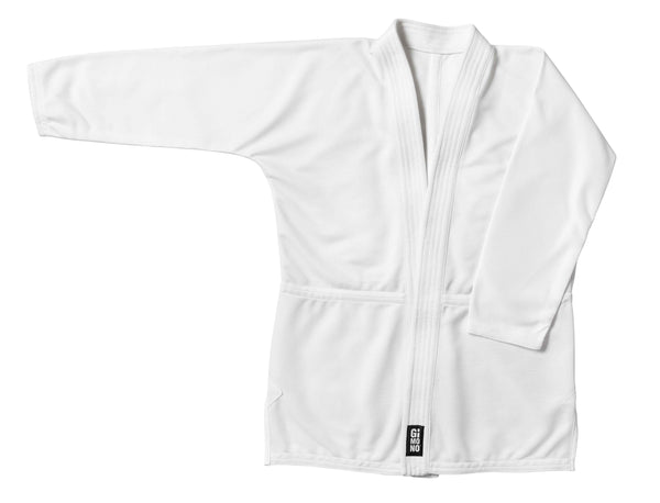 Jiu jitsu BJJ gi jacket white Gimono performance fightwear