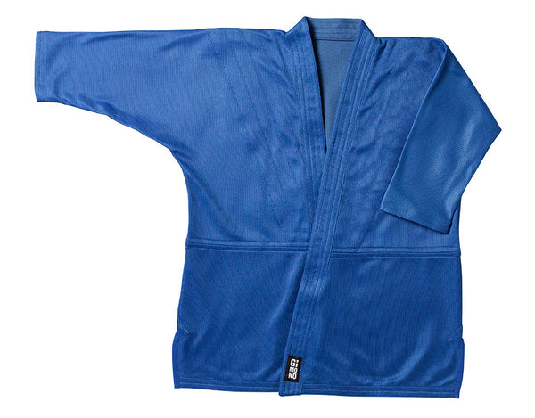 Grappling gi jacket blue Gimono performance fightwear