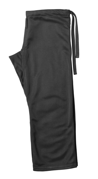 Karate pant black straight leg Gimono performance fightwear