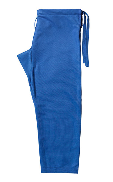 Judo pant blue Gimono performance fightwear
