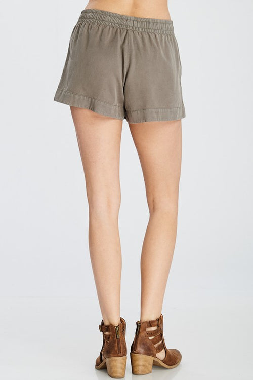 Wishlist Tencel Shorts