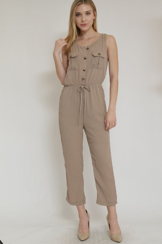 Military Jumpsuit