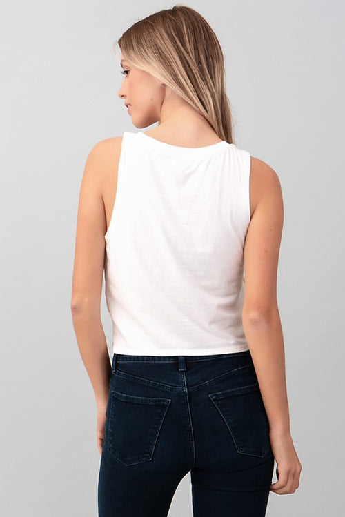 Solid Crop Tank