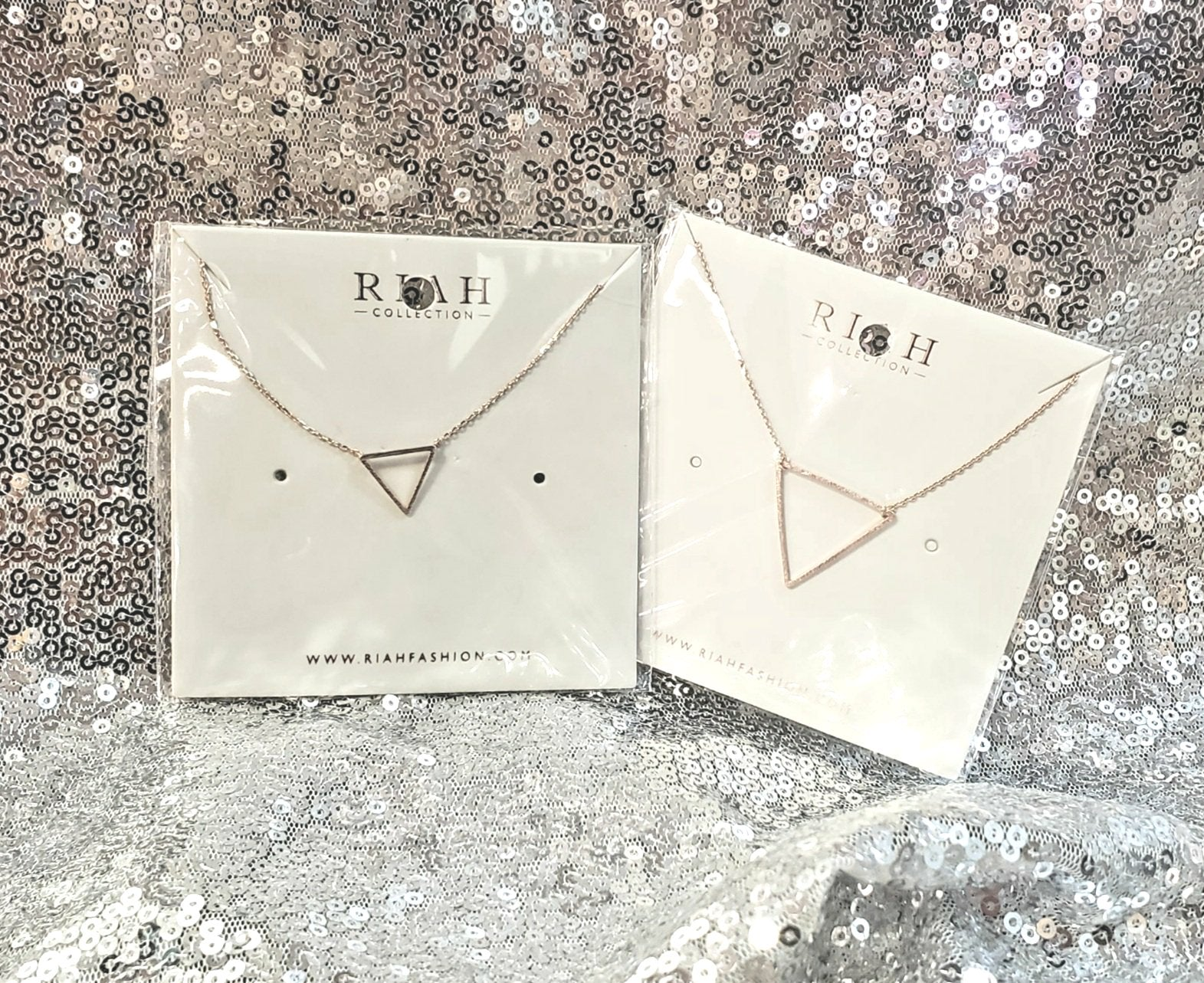 Triangle Minimal Necklace