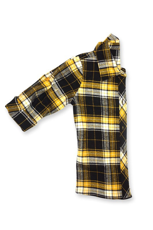 Toddler & Girls Flannels