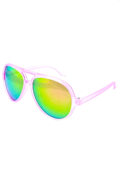 Kids Colored Sunglasses