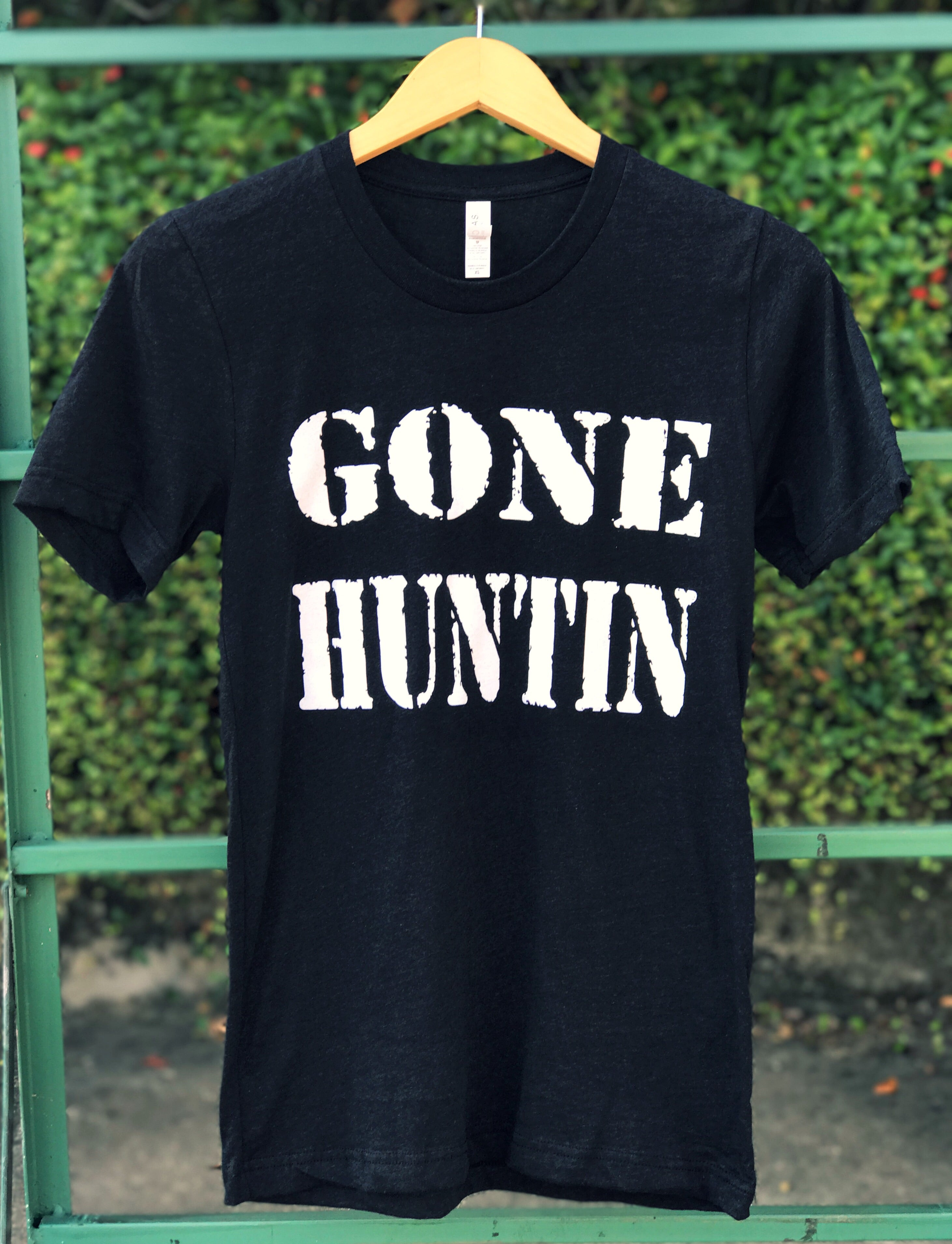 Mens Gone Huntin Tee