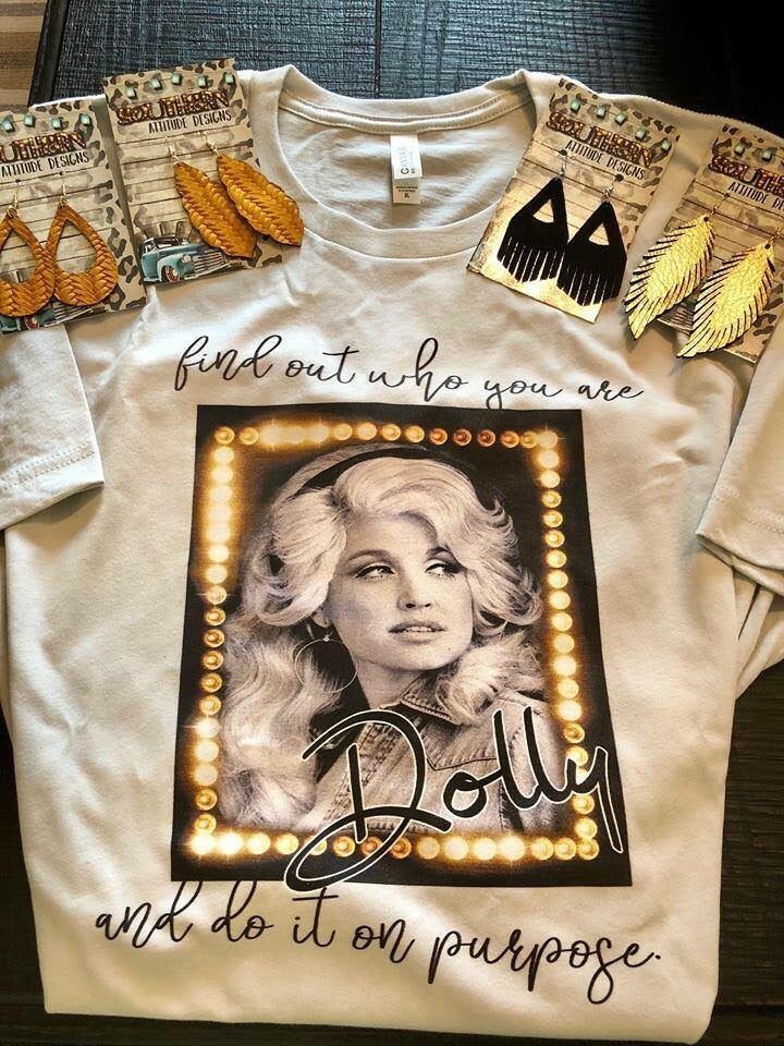 Find Out Who You Are Dolly Tee WOMENS AND KIDS