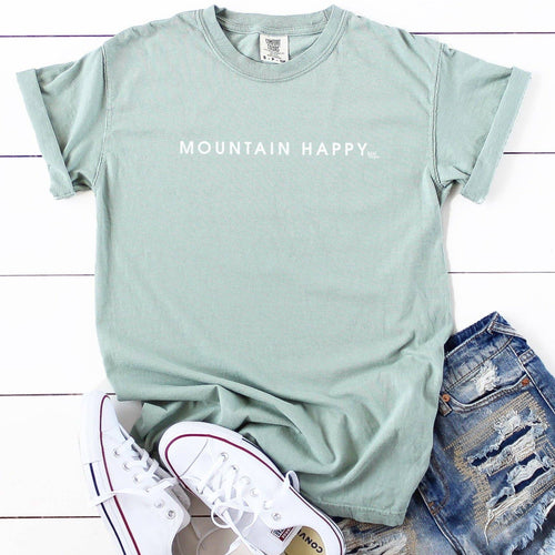 Mountain Happy Tee