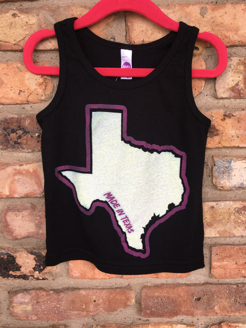 Girls Made in Texas Tank