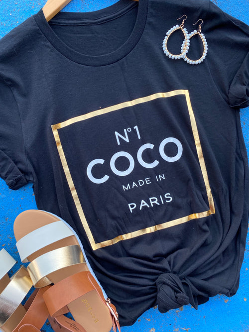 No 1 Made in Paris Tee