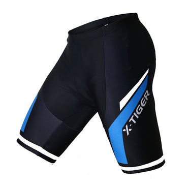 Coolmax 5D Padded Cycling Shorts Shockproof MTB Bicycle Shorts Road Bike Shorts Tights For Man Women