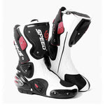 Motorcycle Boot MTB Racing Motocross Motorbike Off Road Gear Protective Speed Boots Shoes