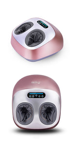 Electric Vibrator Foot Massages Health Care Massage Infrared Health Care Shiatsu Kneading Air Pressure Machine
