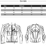 CE Motorcycle Men Protection Body Guard Motocross Armour Chest Protector Vest Protective Gear Motorcycle