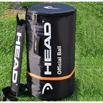 Head Official Tennis Ball Bag Large Capacity 100,Pcs Bag Single Shoulder For Tennis Racket Sports Outdoor Training Accessories