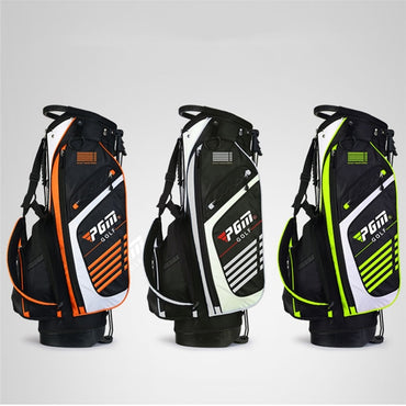 PGM Portable Golf Stand Bag Golf  Men Women Waterproof Golf Club Set Bag With Stand 14 Sockets Outdoor Sport Cover