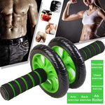 Exercise Equipment Roller Abdominal Muscle Workout Fitness Gym Home Train Tool