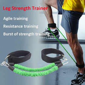 Tennis Accessories Fitness Gum Expanded Resistance Bands Workout Gym Equipment Elastic Bands Training Rubber
