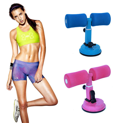 1 Pcs Portable Home Gym Sit Push Up Trainer Abs and Core Trainer Body Exercise Lazy Abdominal Muscle Exercise Fitness Equipment