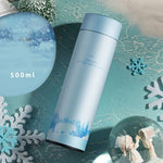 500ML Thermos Bottle 304 Stainless Steel Vacuum Flask Insulated with Infuser Thermos for Tea Therm Cup Travel Coffee Mug
