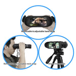Professional Night Vision 32G IPX4 400m HD IR Camera Photo Video 5x Zoom Set Time Widescreen Monocular Binoculars for Hunting