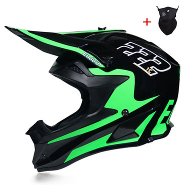 Lightweight Motocross Helmet ATV Off-Road Downhill Cross Motorcycle DOT Approved