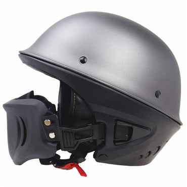 New Styling Bell Rogue Motorcycle Helmet Matte Black DOA Ghost Airtrix DOT Approved